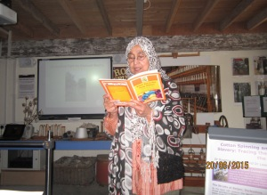 2265 Dr Marium Nesha reading